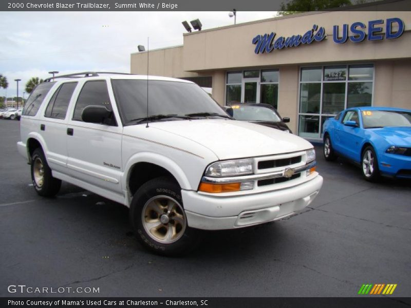 2000 Chevrolet Blazer Parts and Accessories Automotive