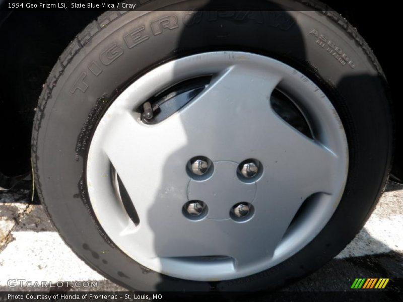 1994 Prizm LSi Wheel