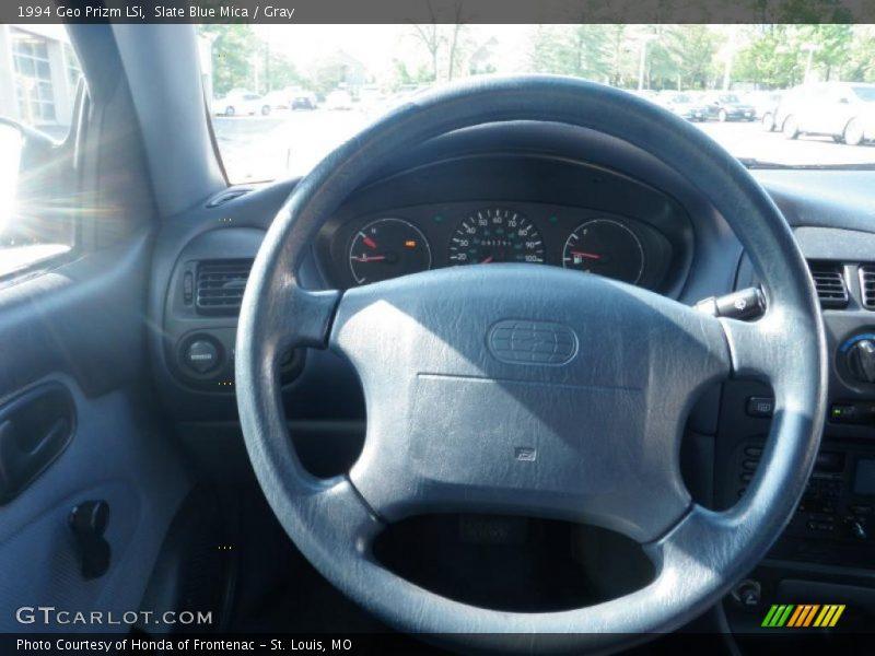 1994 Prizm LSi Steering Wheel