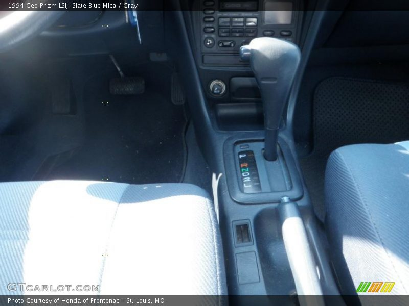 1994 Prizm LSi 4 Speed Automatic Shifter