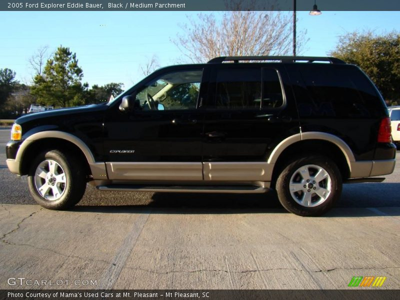 2005 ford explorer eddie bauer in black photo no 4878352. Black Bedroom Furniture Sets. Home Design Ideas