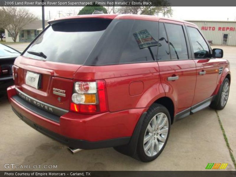 2006 Land Rover Range Rover Sport Supercharged in Rimini ...