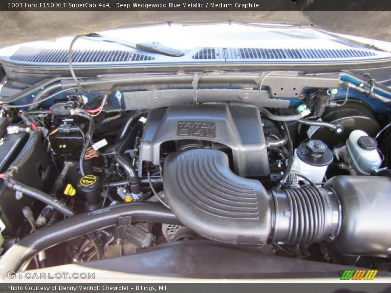 2001 F150 Xlt Supercab 4x4 Engine