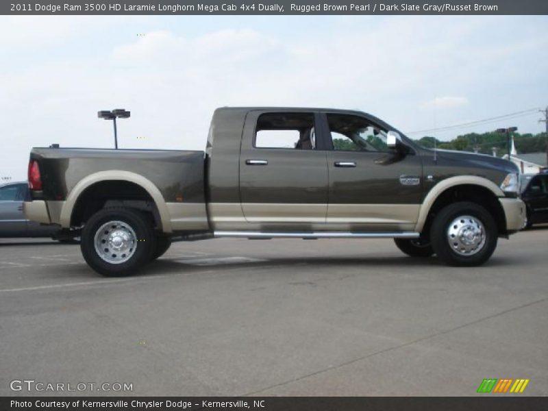 2011 Dodge Ram 3500 Hd Laramie Longhorn Mega Cab 4x4