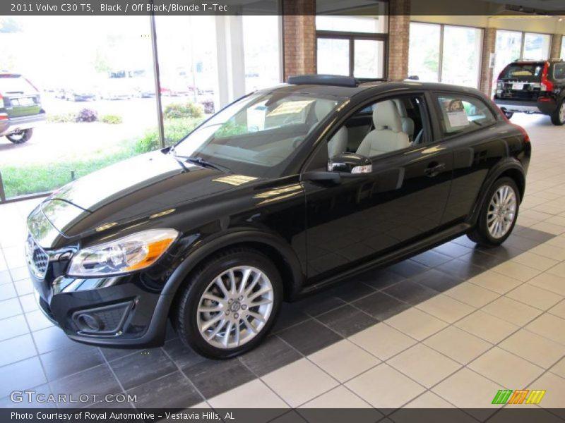 2011 C30 T5 Black