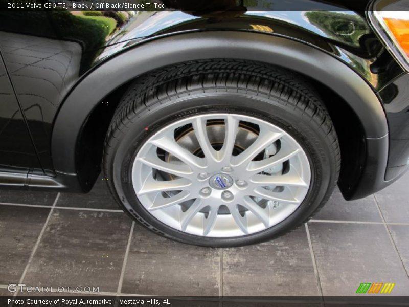 2011 C30 T5 Wheel