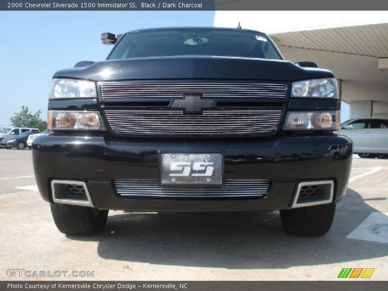 2006 chevrolet silverado 1500 intimidator ss in black. Black Bedroom Furniture Sets. Home Design Ideas