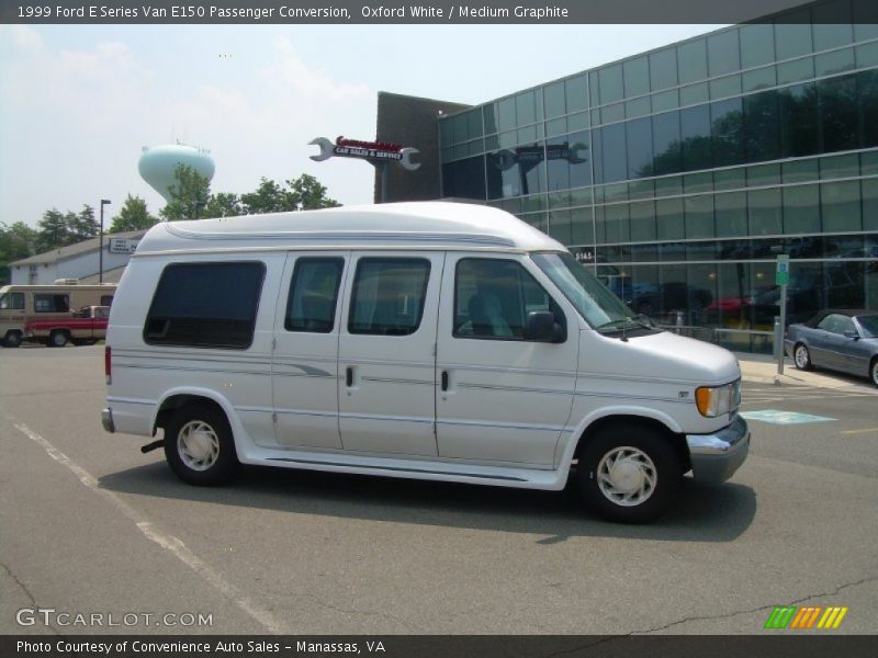 1999 ford e series van e150 passenger conversion in oxford white photo no 50004976. Black Bedroom Furniture Sets. Home Design Ideas