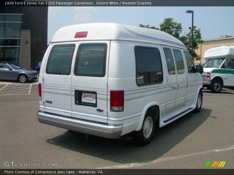 1999 ford e series van e150 passenger conversion in oxford white photo no 50005084. Black Bedroom Furniture Sets. Home Design Ideas