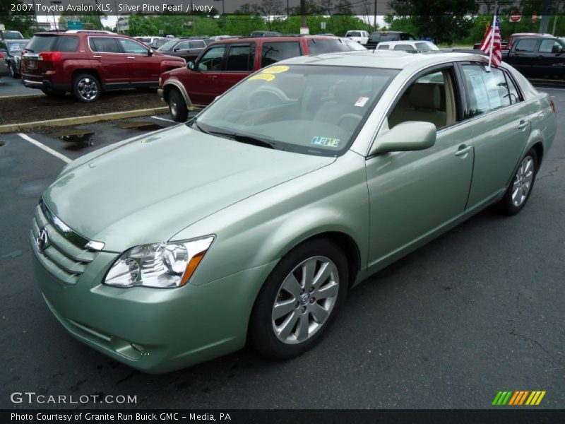 2007 toyota avalon xls in silver pine pearl photo no. Black Bedroom Furniture Sets. Home Design Ideas