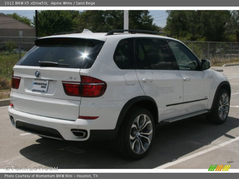 2012 bmw x5 xdrive50i in alpine white photo no 50616525. Black Bedroom Furniture Sets. Home Design Ideas