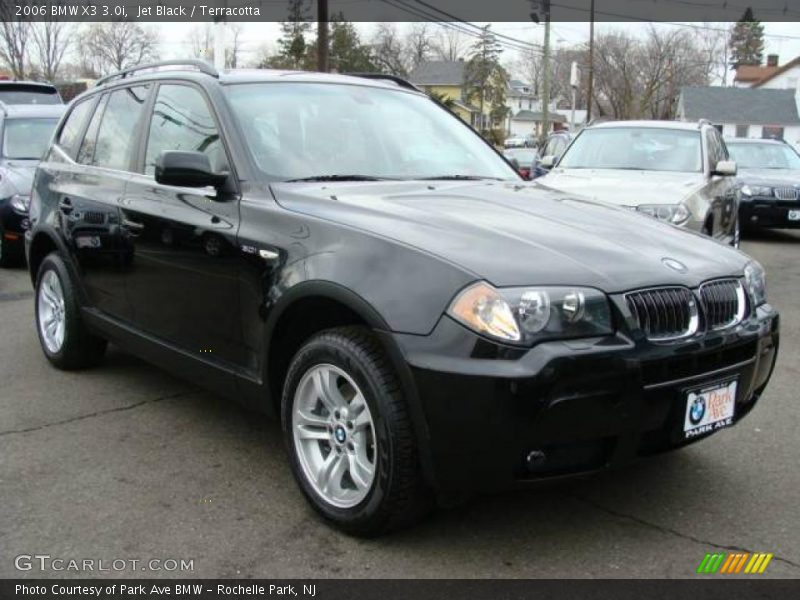 2006 Bmw X3 3 0i In Jet Black Photo No 5096128 Gtcarlot Com