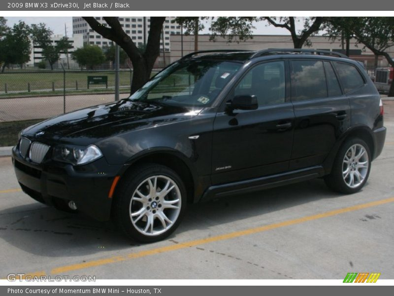 2009 bmw x3 xdrive30i in jet black photo no 51477228. Black Bedroom Furniture Sets. Home Design Ideas