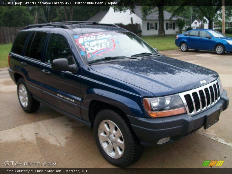 2001 jeep grand cherokee laredo 4x4 in patriot blue pearl photo no. Cars Review. Best American Auto & Cars Review