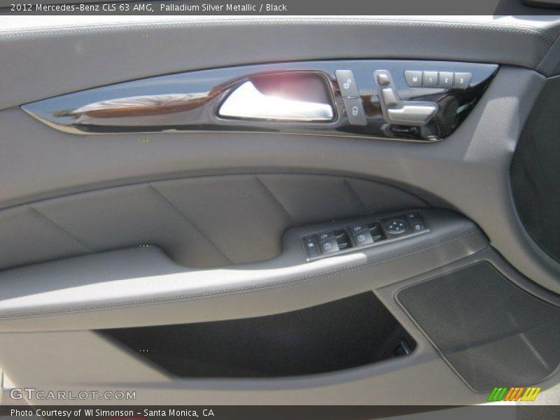 Door Panel of 2012 CLS 63 AMG