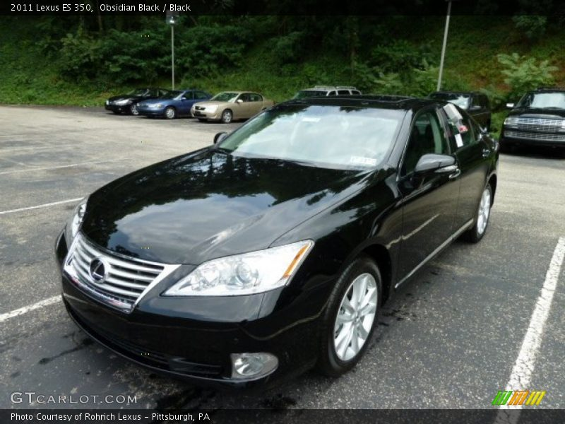 2011 lexus es 350 in obsidian black photo no 52708734. Black Bedroom Furniture Sets. Home Design Ideas