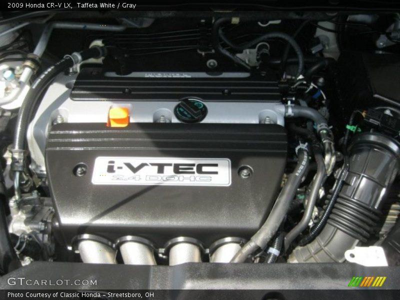 2009 cr v lx engine 2 4 liter dohc 16 valve i vtec 4 for 2017 honda cr v engine 2 4 l 4 cylinder lx