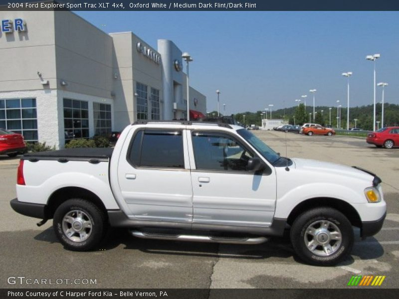 2004 ford explorer sport trac xlt 4x4 in oxford white photo no 53186660. Black Bedroom Furniture Sets. Home Design Ideas