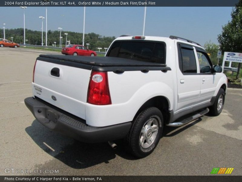 2004 ford explorer sport trac xlt 4x4 in oxford white photo no 53186786. Black Bedroom Furniture Sets. Home Design Ideas
