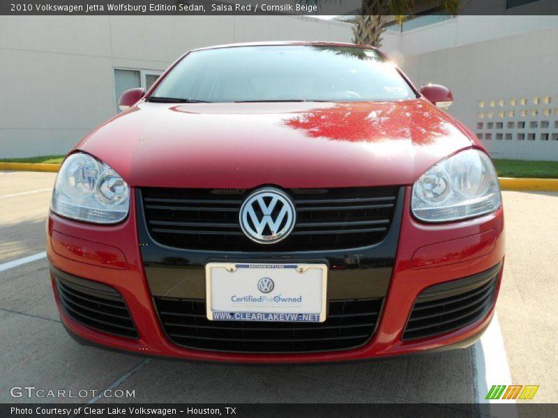 2010 volkswagen jetta wolfsburg edition sedan in salsa red photo no 53478817. Black Bedroom Furniture Sets. Home Design Ideas