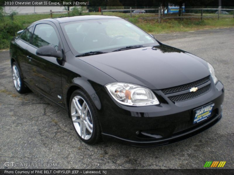 2010 chevrolet cobalt ss coupe in black photo no 53807469. Black Bedroom Furniture Sets. Home Design Ideas