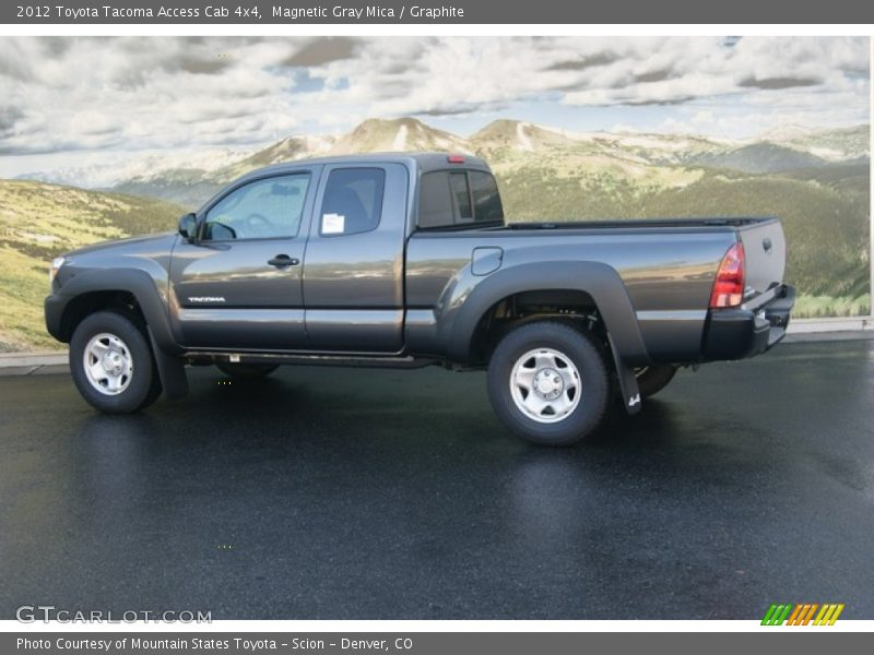2012 toyota tacoma access cab 4x4 in magnetic gray mica photo no 54674181. Black Bedroom Furniture Sets. Home Design Ideas