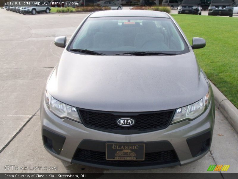2012 kia forte koup ex in titanium photo no 55135536 for G stone motors used cars