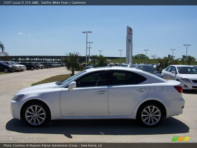 2007 lexus is 250 awd in starfire white pearl photo no 5534308. Black Bedroom Furniture Sets. Home Design Ideas