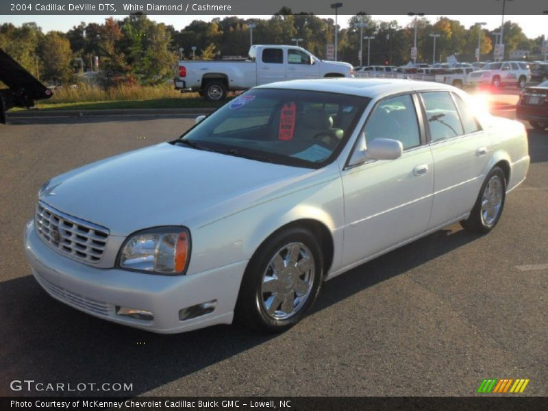 2004 cadillac deville dts in white diamond photo no 55575144. Cars Review. Best American Auto & Cars Review