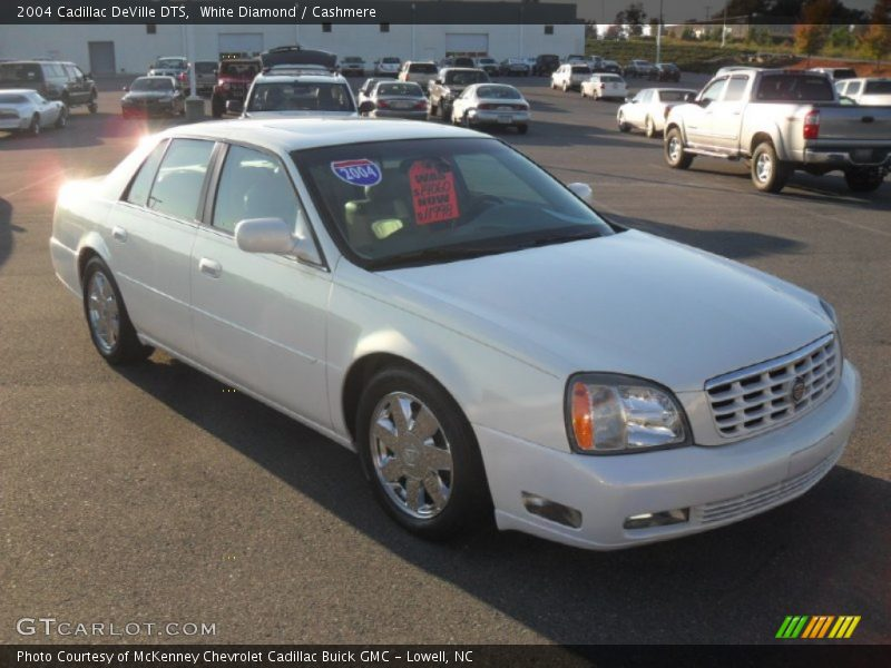 2004 cadillac deville dts in white diamond photo no 55575180. Cars Review. Best American Auto & Cars Review
