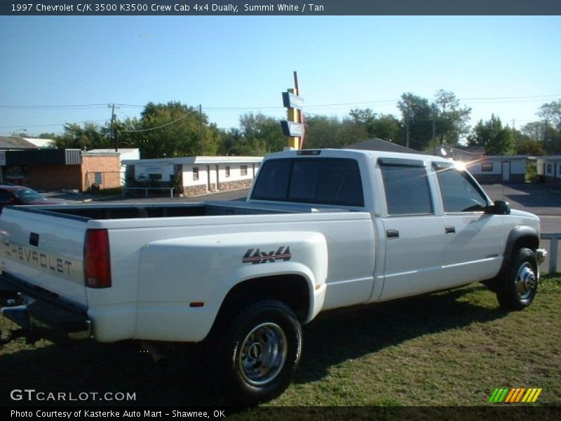 1997 chevrolet c k 3500 k3500 crew cab 4x4 dually in. Black Bedroom Furniture Sets. Home Design Ideas