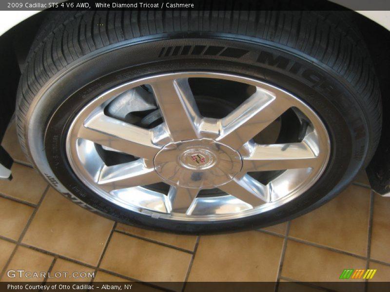 2009 STS 4 V6 AWD Wheel