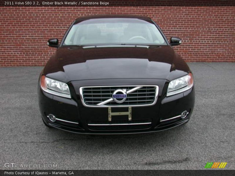 2011 volvo s80 3 2 in ember black metallic photo no. Black Bedroom Furniture Sets. Home Design Ideas