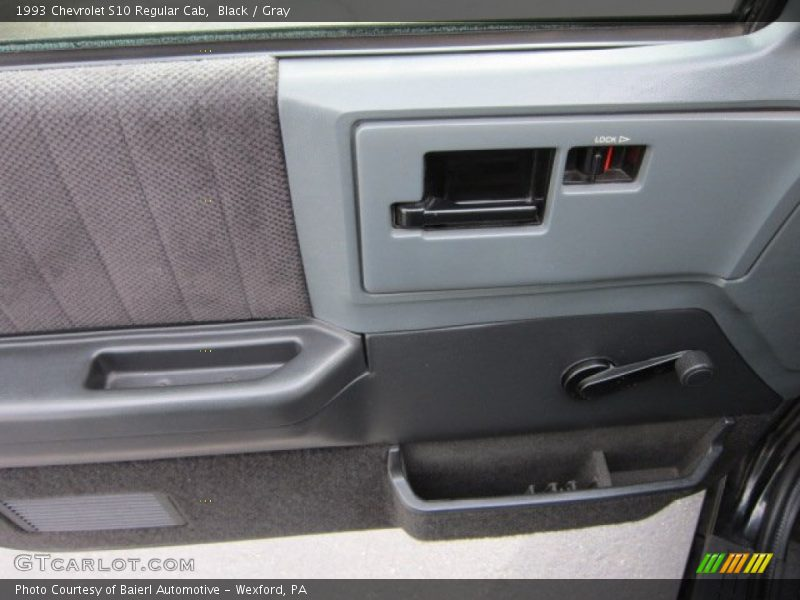 Door Panel Of 1993 S10 Regular Cab Photo No 56691119