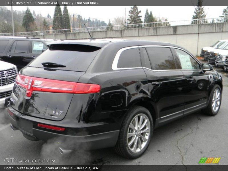 2012 Lincoln Mkt Ecoboost Awd In Black Photo No 57885814