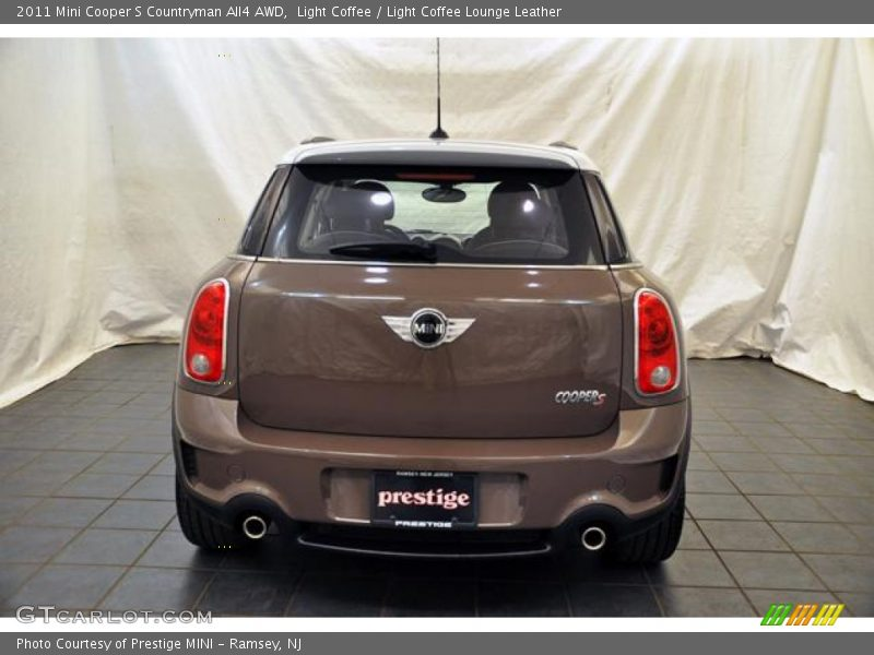2011 mini cooper s countryman all4 awd in light coffee photo no 58526687. Black Bedroom Furniture Sets. Home Design Ideas
