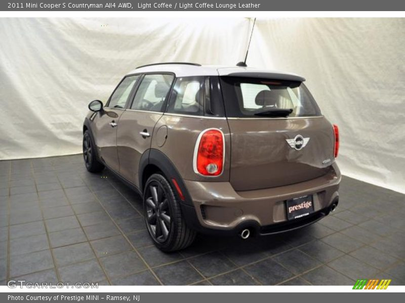 2011 mini cooper s countryman all4 awd in light coffee photo no 58526732. Black Bedroom Furniture Sets. Home Design Ideas