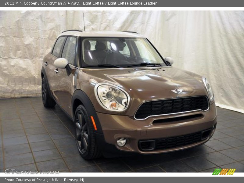 2011 mini cooper s countryman all4 awd in light coffee photo no 58526753. Black Bedroom Furniture Sets. Home Design Ideas
