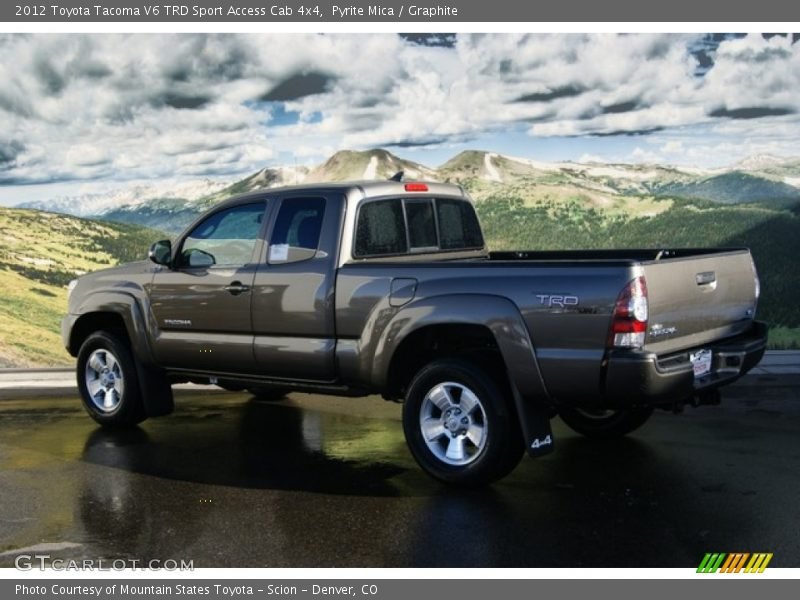 2012 toyota tacoma v6 trd sport access cab 4x4 in pyrite mica photo no 58799817. Black Bedroom Furniture Sets. Home Design Ideas