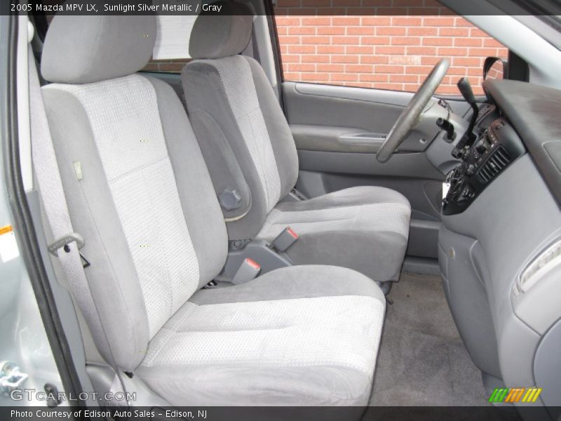2005 MPV LX Gray Interior