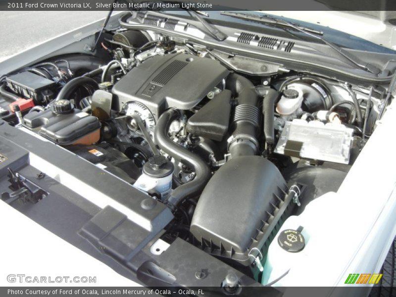 2011 Crown Victoria Lx Engine