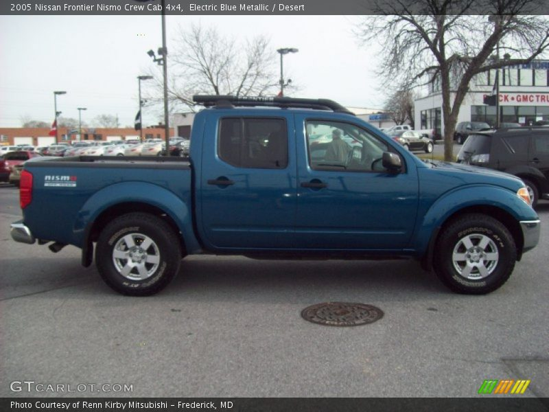 Nissan Erie Pa >> Metallic Blue Nissan Frontier | Autos Post