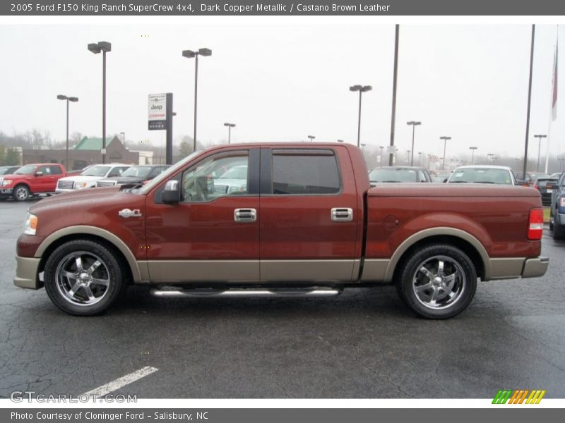 Roush Supercharged King Ranch 2005 Ford F150 King Ranch
