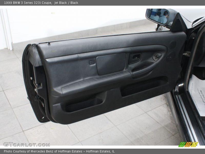 Door Panel of 1999 3 Series 323i Coupe