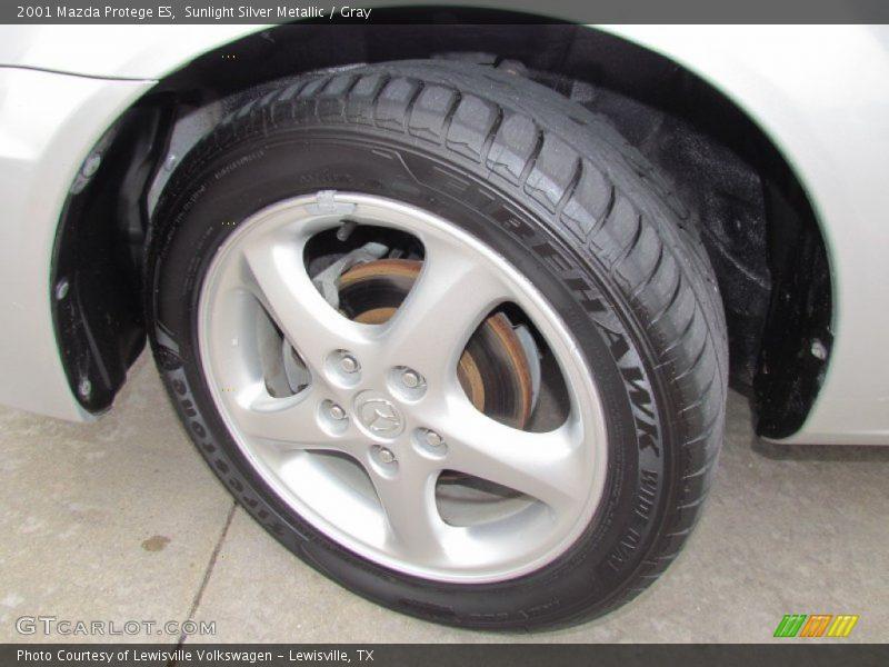 2001 Protege ES Wheel