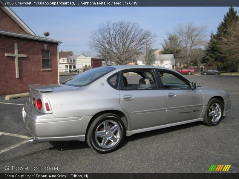2005 chevrolet impala ss supercharged in silverstone metallic photo no 60848538. Black Bedroom Furniture Sets. Home Design Ideas