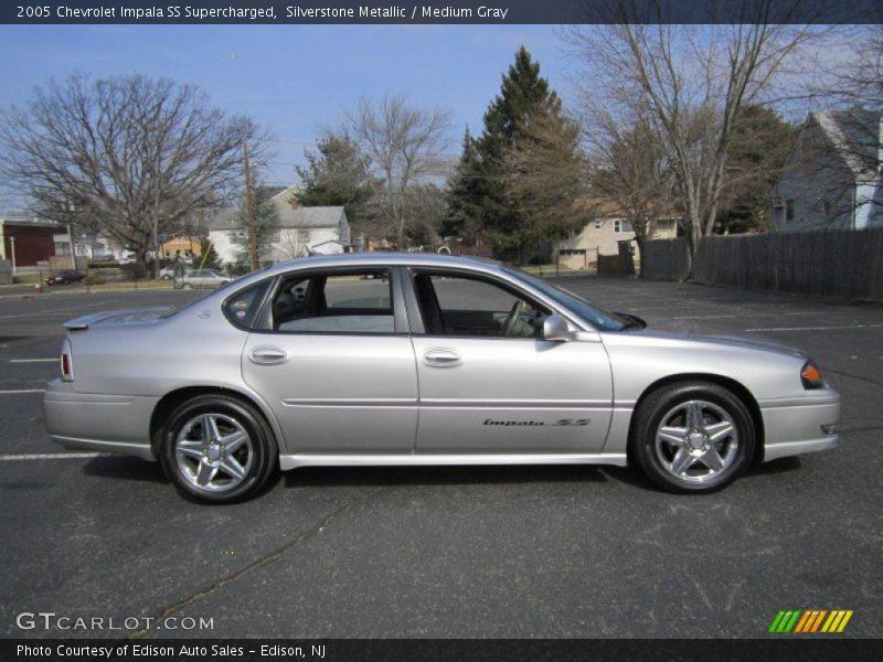 2005 impala ss supercharged silverstone metallic photo no 60848547. Black Bedroom Furniture Sets. Home Design Ideas