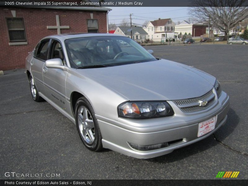 2005 chevrolet impala ss supercharged in silverstone metallic photo no 60848565. Black Bedroom Furniture Sets. Home Design Ideas