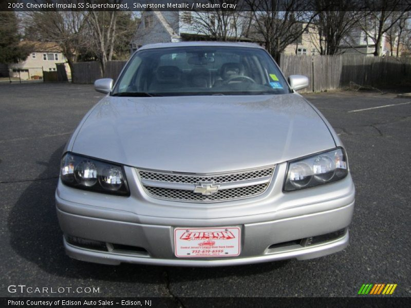 2005 chevrolet impala ss supercharged in silverstone metallic photo no 60848574. Black Bedroom Furniture Sets. Home Design Ideas