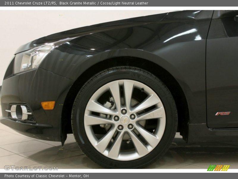 2011 Cruze LTZ/RS Wheel